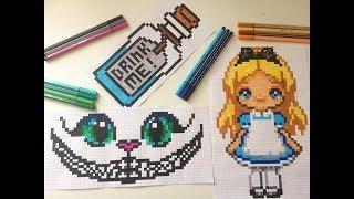 Pixel Art Sushi Sorbet Licorne Kawaii