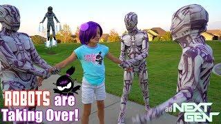 POWER RANGERS NINJA KIDZ! Episode 2 width=