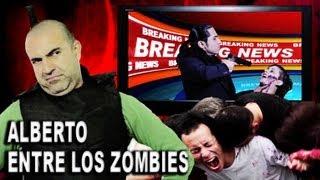 ALBERTO ENTRE LOS ZOMBIES (Humor Negro)