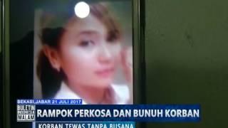 [Miris] Diperkosa & Dirampok, Wanita Cantik Ini Ditinggalkan Begitu Saja Tanpa Busana - BIM 21/07 width=