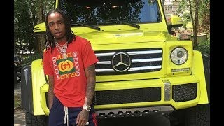 Quavo Spends $300K On Mercedes G Wagon People Says Is A Rental