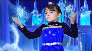 Livre Estou ❤ FROZEN COVER ❤ by Letícia (6 yo) HD (Let it go - Frozen Song in Brazilian Portuguese)