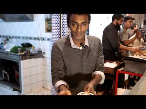 Marcus Samuelsson in Morocco – couscous with green harissa spice