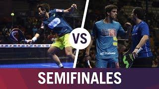 Resumen Semifinal Masculina Bela/Lima VS Belluati/Lebron | Estrella Damm Catalunya Master
