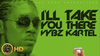Vybz Kartel - I'll Take You There (Raw) [Cure Pain Riddim] February 2016