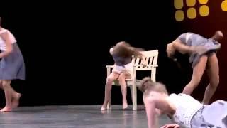 Alerta Amber baile grupal - Dance moms (T4,E27)