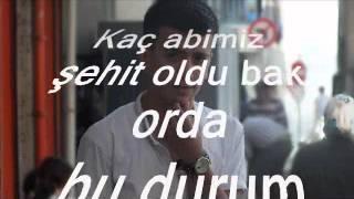 Serhat Sezer - Turgay Kıran - HAKKARİ'DE 8 ŞEHİT VAR ANA :(