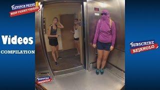 ELEVATOR PRANK COMPILATION 2016 - Best Funny Videos