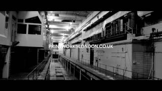 Printworks Issue 001 - Full event dates announced