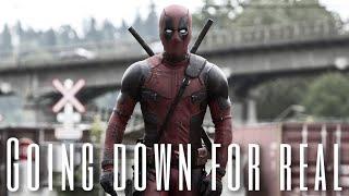 MONTAGE Deadpool music: GDFR Flo rida (+16)