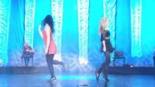 Rhythm of the Dance (Constanta 24.04.2015) - dance off