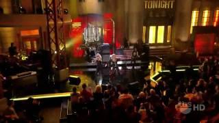 Ke$ha - TiK ToK (Live on Lopez Tonight 01-11-10)