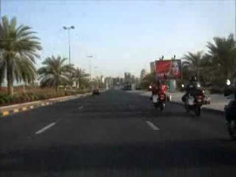 Kuwait Riders – Riding to Africa