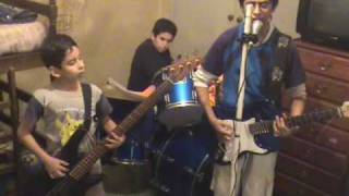 Black Sabbath - Paranoid (cover) By Gauchos