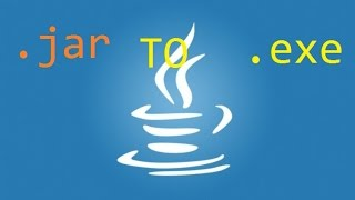 Convert  Java Project into exe file width=