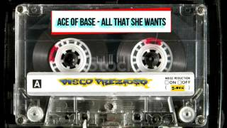 DISCO PREZIOSO - ACE OF BASE - ALL THAT SHE WANTS 1993