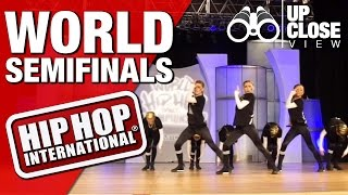 (UC) Khaos - New Zealand (Junior Division) @ HHI's 2015 World Semis