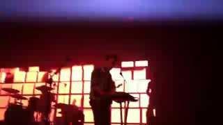 Tan Biónica - Chano bailando (Live in Chile 23.10.2014)