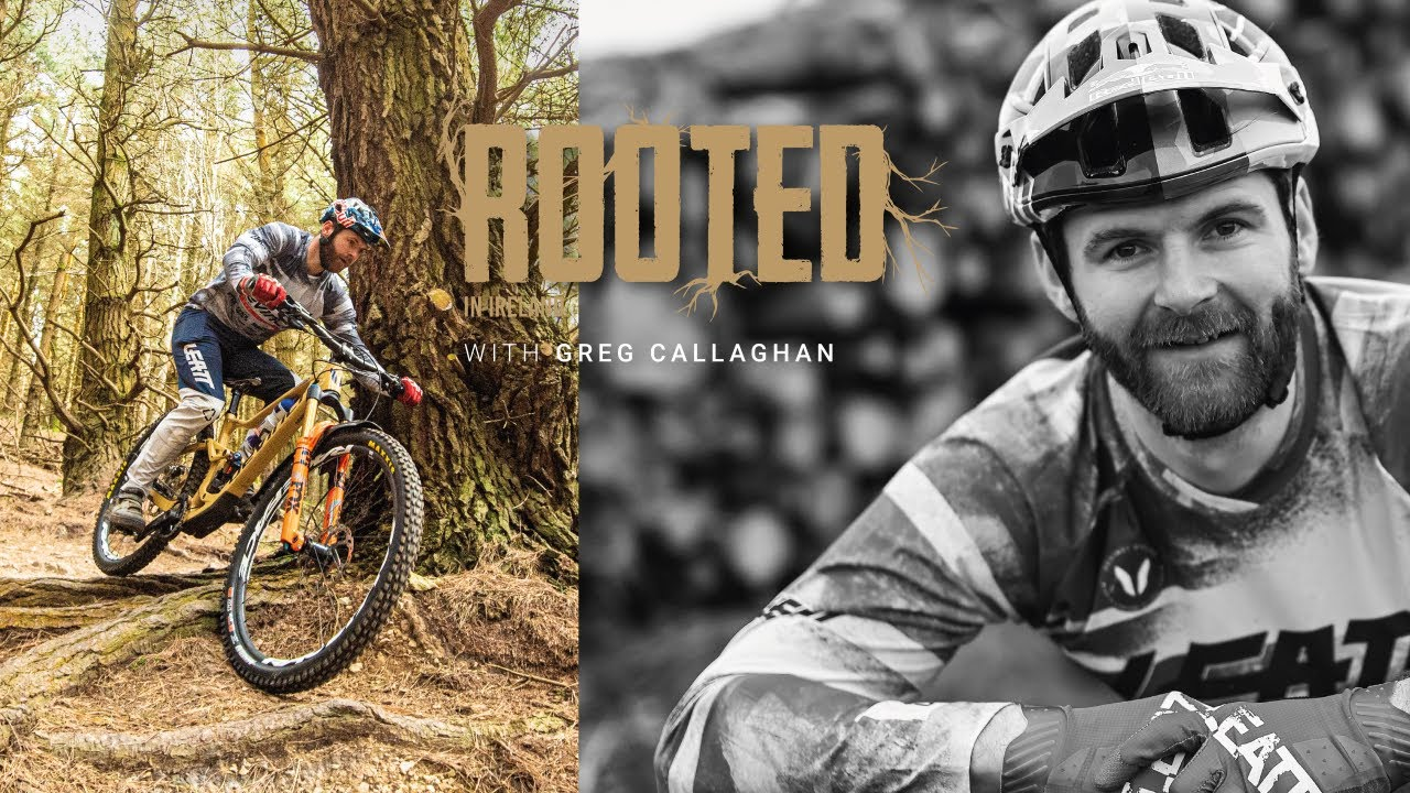 Rooted In Ireland – The Greg Callaghan Story