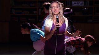 GLEE - It's A Man's Man's Man's World (Full Performance) HD