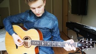 David Guetta - This One's For You ft. Zara Larsson - Guitar Cover | Mattias Krantz
