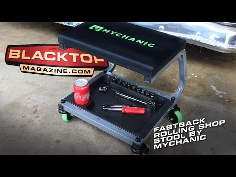 video thumbnail BlacktopTV unboxes the Fastback Shop Stool