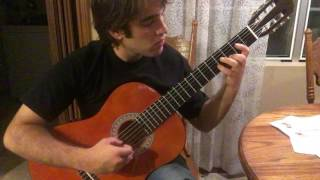 To Zanarkand - Classical Guitar Cover