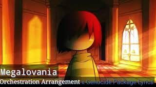 Megalovania instrumental x Genocide Package