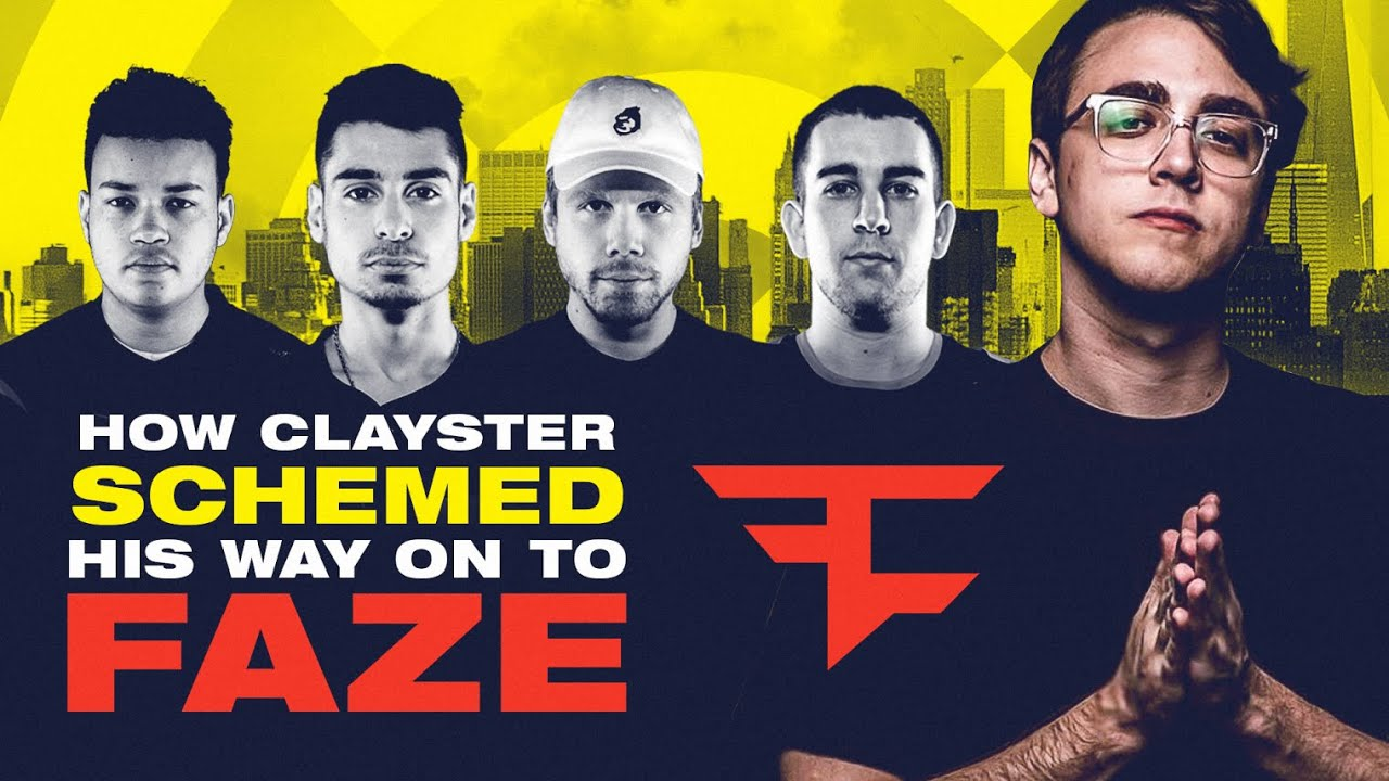 New York Subliners - How Clayster Finessed his Way onto Faze Clan to Play With ZooMaa