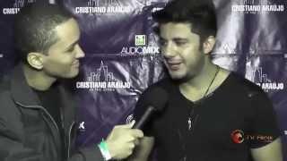 Ultimo show de Cristiano Araujo