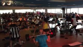 bodypump 99 en gimnasio Onfitness