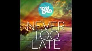 TOM ENZY feat  MODERN DAY PROFIT   Never Too Late