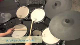 Fairytale Cover feat Drums on  V-Drums Roland TD-20 Alexander Rybak