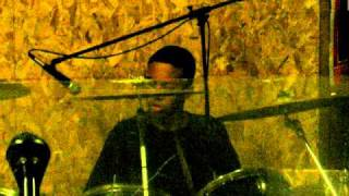 Partial - Cyanide Drum Cover - Metallica