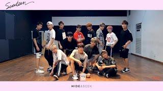[Dance Practice] SEVENTEEN(세븐틴) - 만세(MANSAE) - HIDE ver.