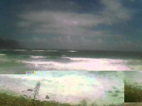 Timelapse Video – Glen Beach – 27/10/2011