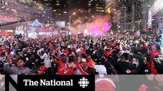 Toronto erupts as Raptors take home 1st ever NBA Championship