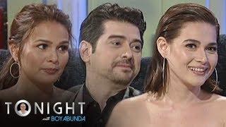 TWBA: Iza, Ian and Bea on how to make love last