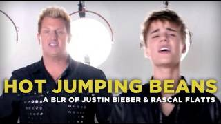 """""""Hot Jumping Beans"""" -- another bad lip reading of Justin Bieber and Rascal Flatts"""