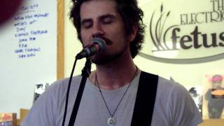 "Matt Nathanson - ""Kept"" Live @ Electric Fetus"