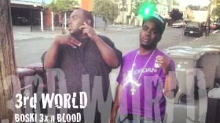 Lil Blood Ft Boo Banga: 3rd World Summer
