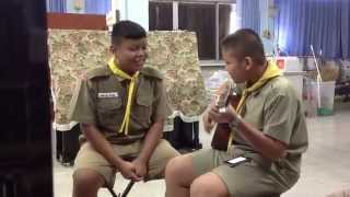 Gusttavo Lima - BALADA (THAI BOY SCOUT VERSION)