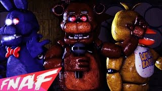 [SFM FNAF] FNAF SONG Remix: Five Nights at Freddy's (by TheLivingTombstone)
