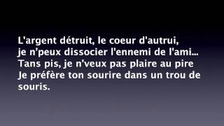 Maitre Gims - Changer (paroles)