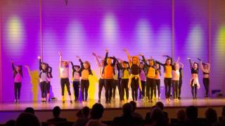 2paDance/Tanssitupa, Winter Show/Talvinäytös 2016, voguing