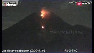 Guguran Lava Keluar hingga 2 Kilometer, Gunung Merapi Berstatus WASPADA! - iNews Malam 09/02