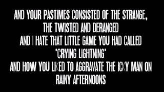 Crying Lightning (acoustic) extended version - Arctic Monkeys (Lyrics)