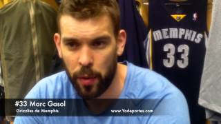 Marc Gasol vs. Chicago Bulls