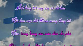 Chỉ Trong Chúa Giê-xu Karaoke (In Christ Alone)
