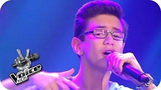Chima feat. MoTrip & Elmo - Morgen (Samuel)   The Voice Kids 2015   Blind Auditions   SAT.1